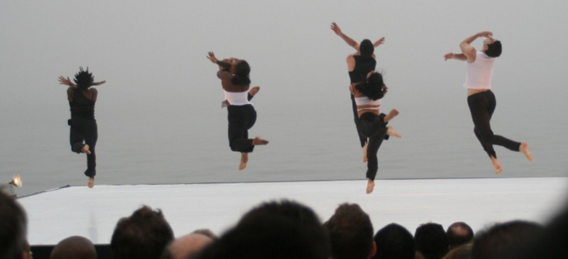 Fire Island Dance Festival - Dancers Responding to AIDS