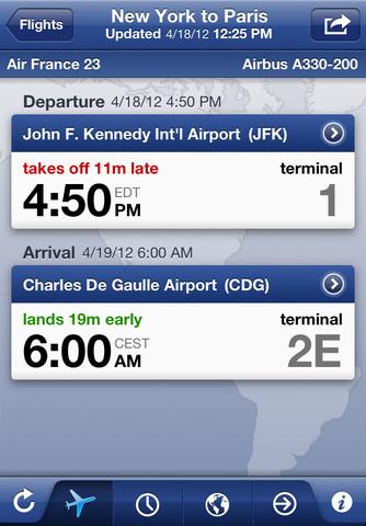 Flightrack - Trip-planning travel apps