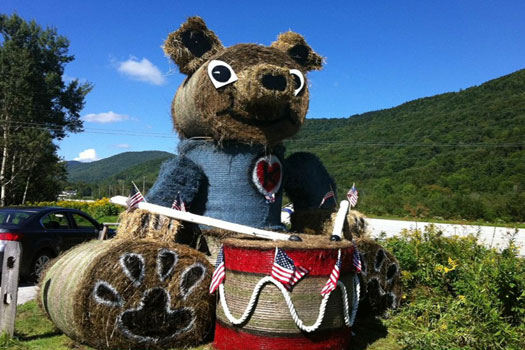 The Killington Bear