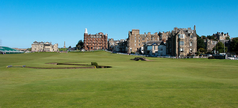 Old Course St Andrews - Great Open Championship courses you can play