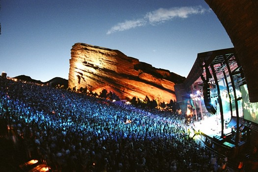 Red Rocks Amphitheatre - Denver