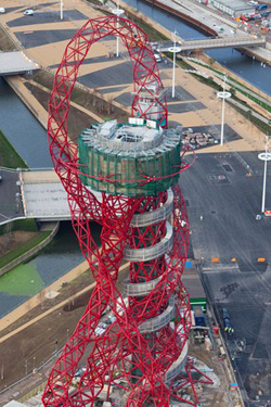 The Orbit in the Olympic Park