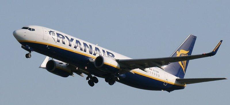 Flights for Olympic success... Ryanair