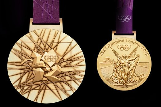 London Olympic Games gold medal