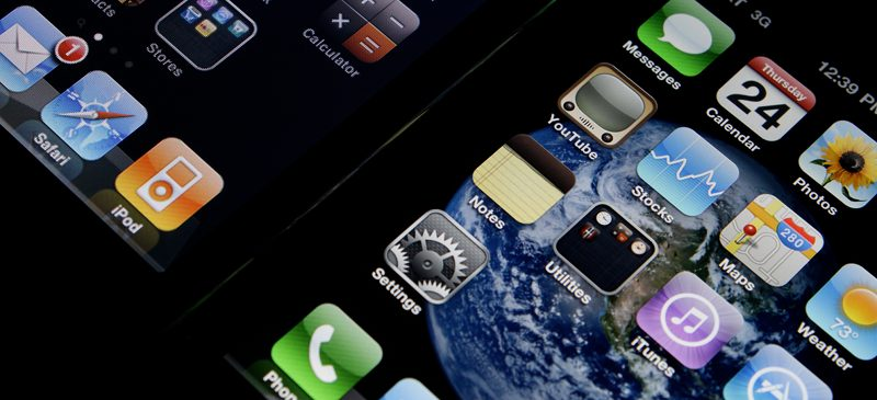 iPhone - 5 great iPhone travel apps
