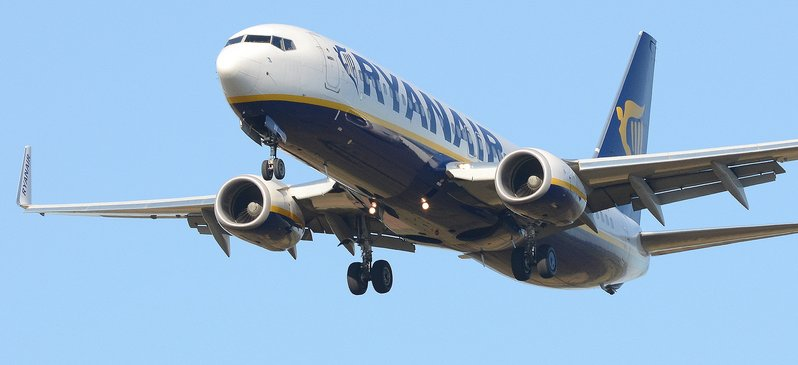 £13 seat sale... Ryanair
