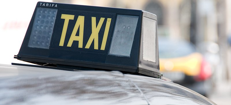 Holidaymakers are being taken for a ride by dodgy taxi drivers