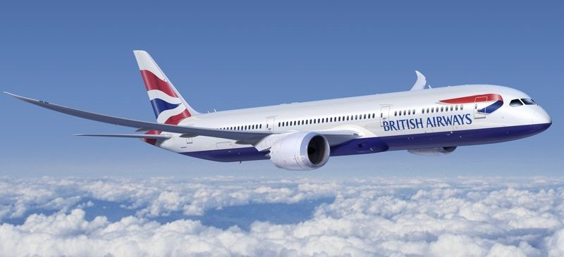 New First class service... British Airways