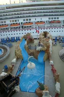 Cruise ship activities for children