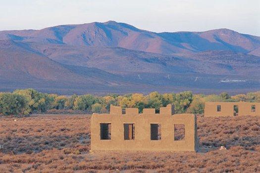 Fort Churchill, Nevada