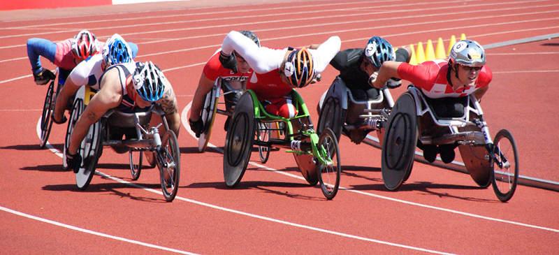 Paralympic sports mens' athletics