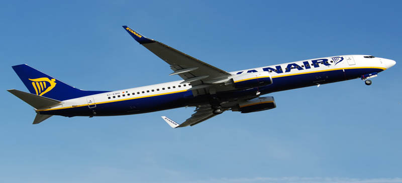 Travellers will have until midnight to snap up Ryanair's €12 flights.
