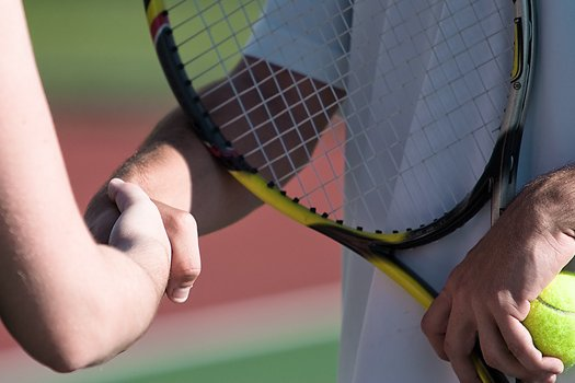 Growing in popularity... tennis holidays