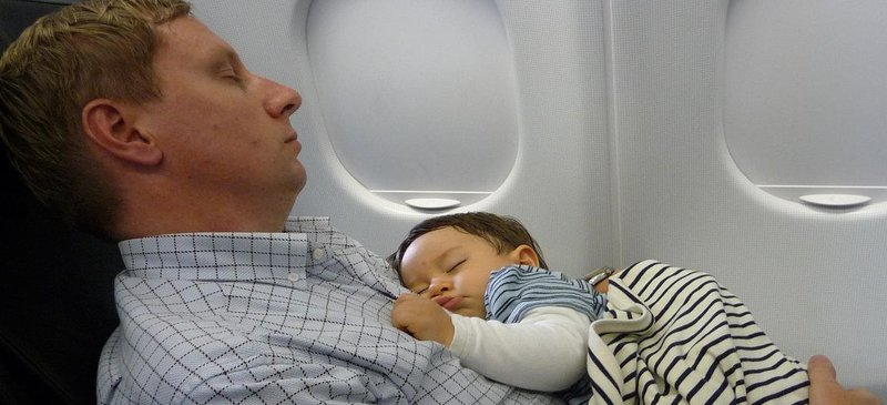 Would you pay more for child-free flights?