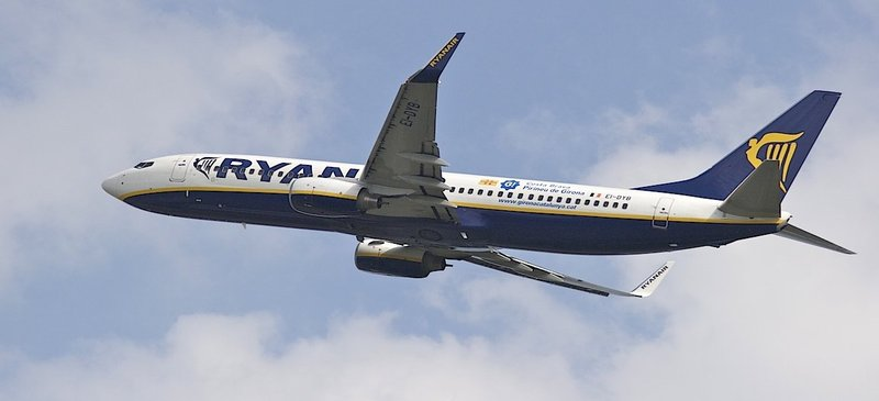 Considering Cyprus pull-out... Ryanair