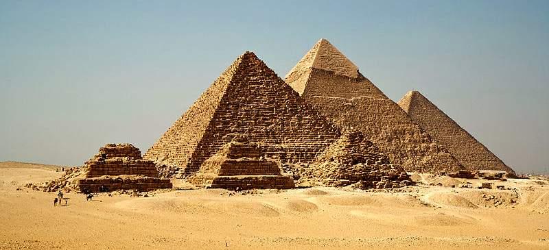 On a tourism drive... Egypt