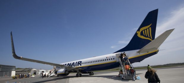 Ryanair to cut back on winter flights to Finland