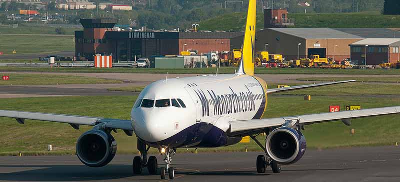 New routes from East Midlands... Monarch