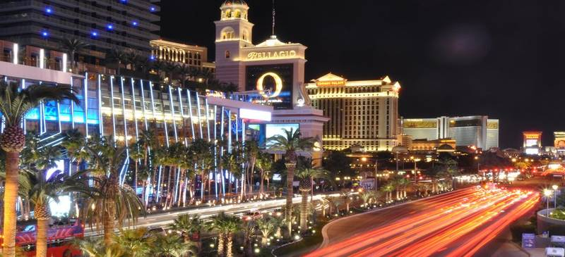 Top of Team GB's holiday wish list... Las Vegas