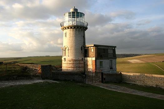 Belle Tout Lighthouse – Beachy Head, Eastbourne, England