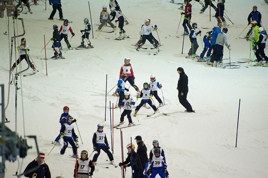 Snow Factor, Braehead, Glasgow