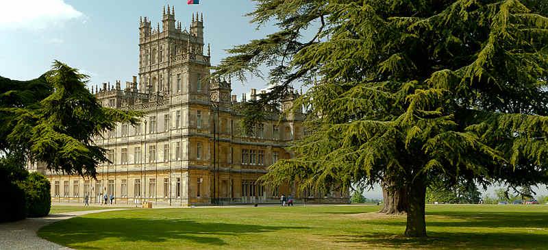 Downton Abbey - Highclere Castle