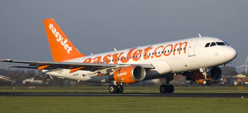 Easyjet is set to roll out allocated seating on flights from November