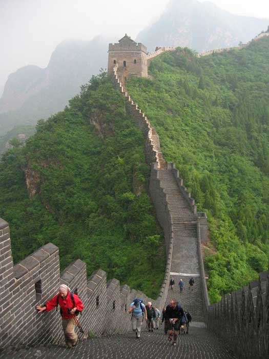 The Great Wall, Huangyaguan, China