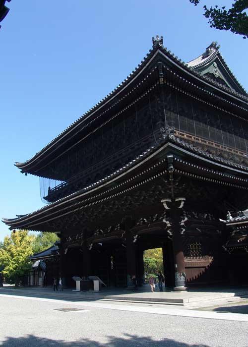 Higashi Honganj, Kyoto, Japan