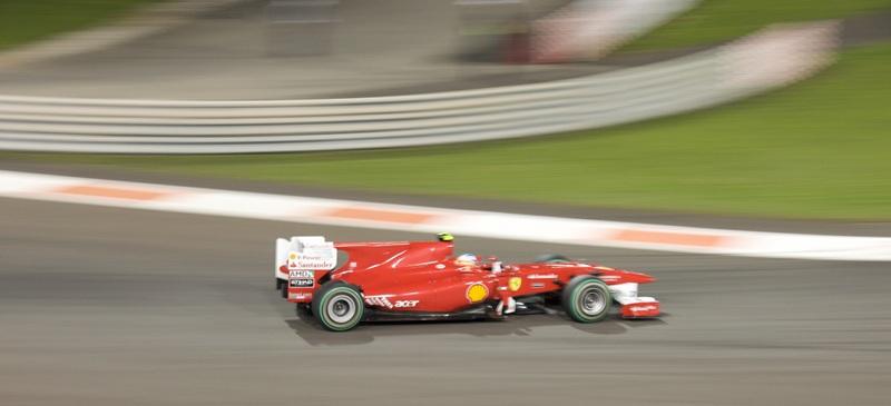 Italian Grand Prix - Ferrari Museum