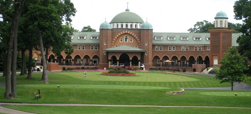 Medinah Country Club - US Ryder Cup courses you can play