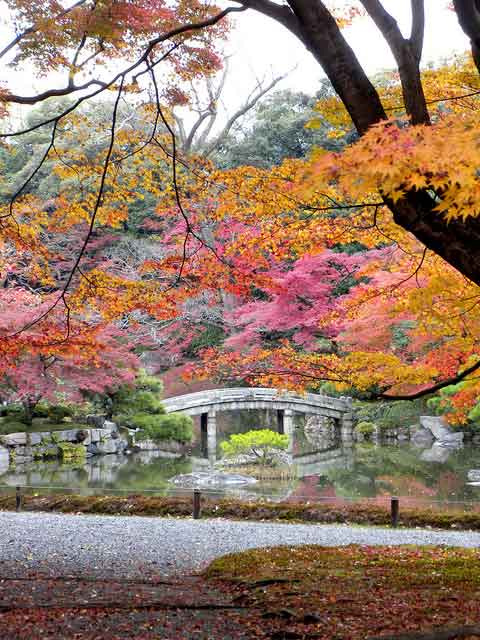 Sentō-gosho Garden, Kyoto, Japan