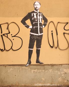 Wall art Paris - Marais