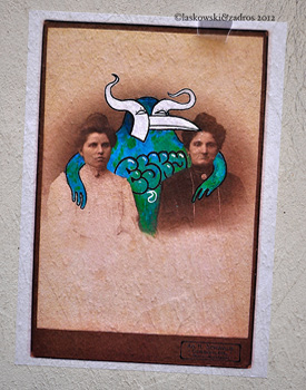 Wall art Paris - Latin Quarter