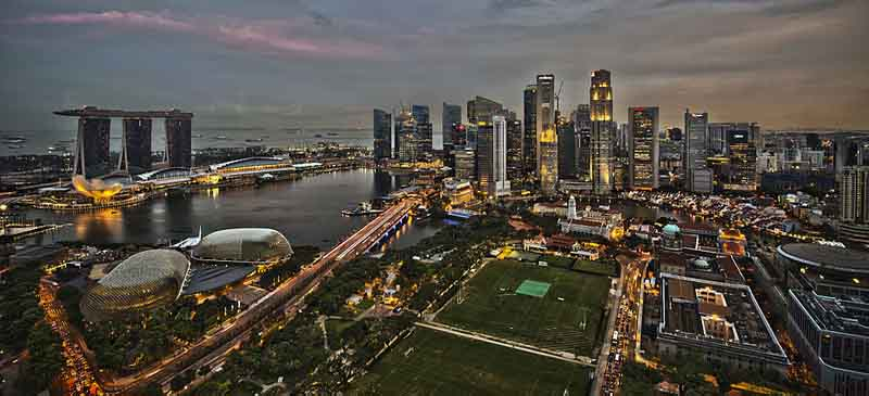 Bookings to Singapore and Malaysia have shot up