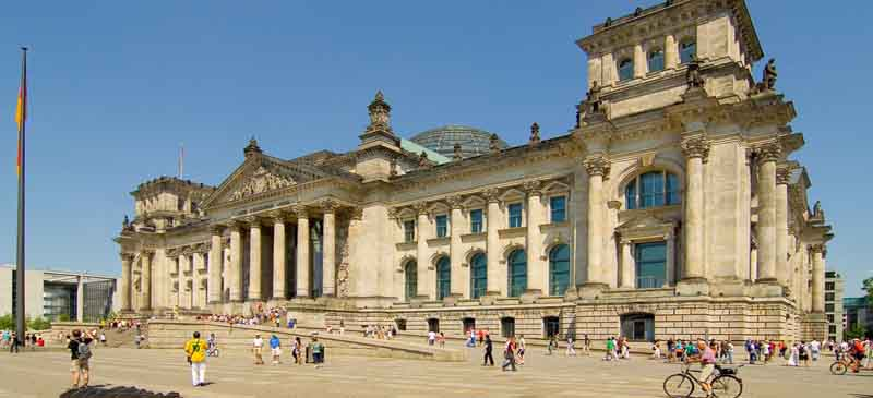 Third most popular city in Europe... Berlin