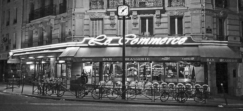 Cafe de Paris playlist