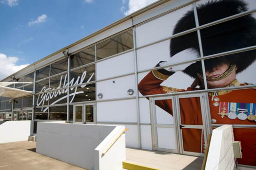 Heathrow Games Terminal
