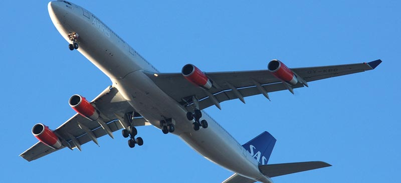Cheap fares around the world... SAS Airlines