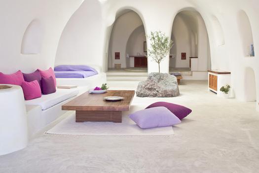 10. Perivolas, Santorini