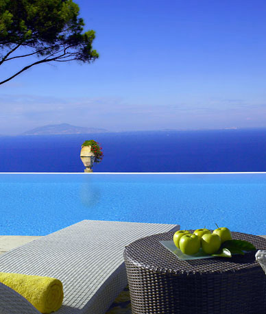 4. Hotel Caesar Augustus, Capri, Italy