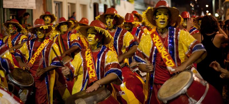Las Llamadas Carnaval, Uruguay