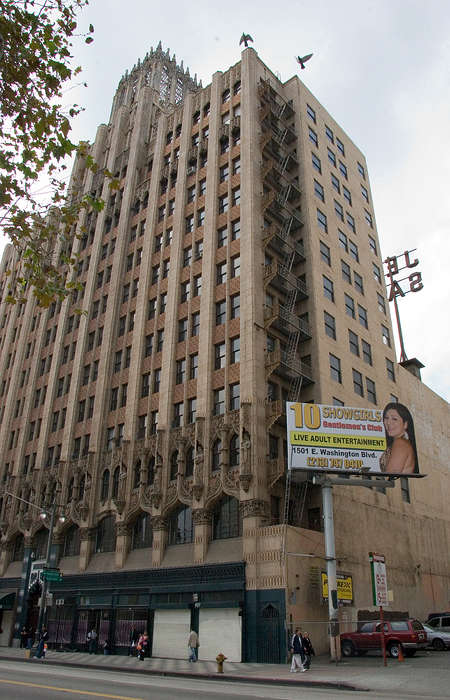 Ace Hotel - United Artists Building Los Angeles