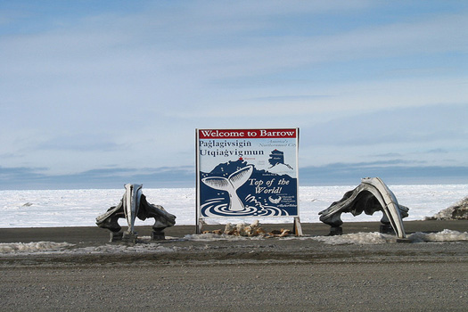 Welcome to Barrow, Alaska