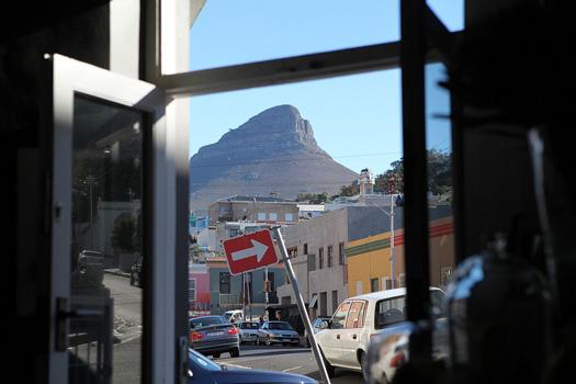 Haas coffee, Bo-Kaap, Cape Town