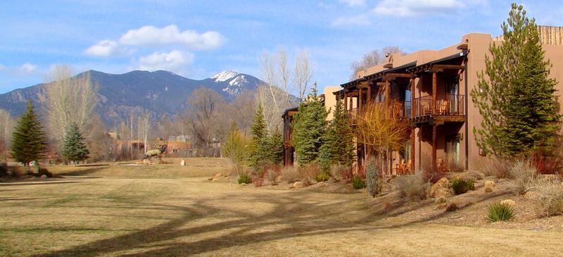 El Monte Sagrado Taos - top eco lodges in the USA