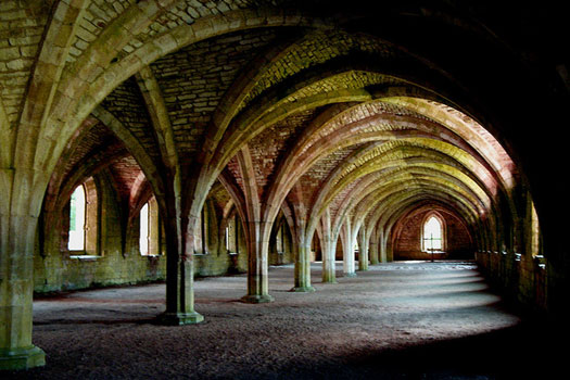 Fountains Abbey and Studley Royal, Ripon
