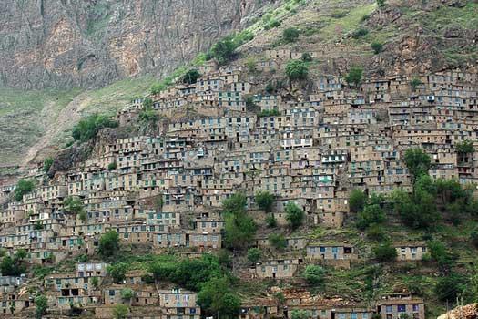 Firûzan village, Kurdistan