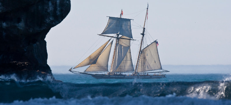 Top 5 tall ship cruises