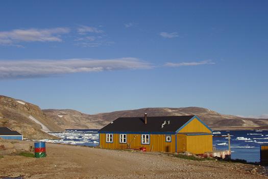 Ittoqqortoormiit, East Greenland